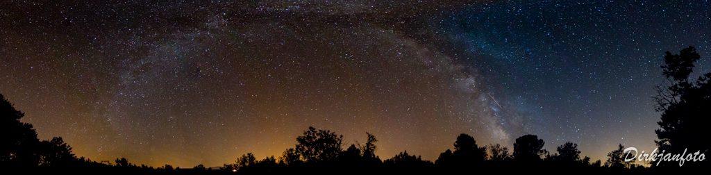nacht in de Provence
